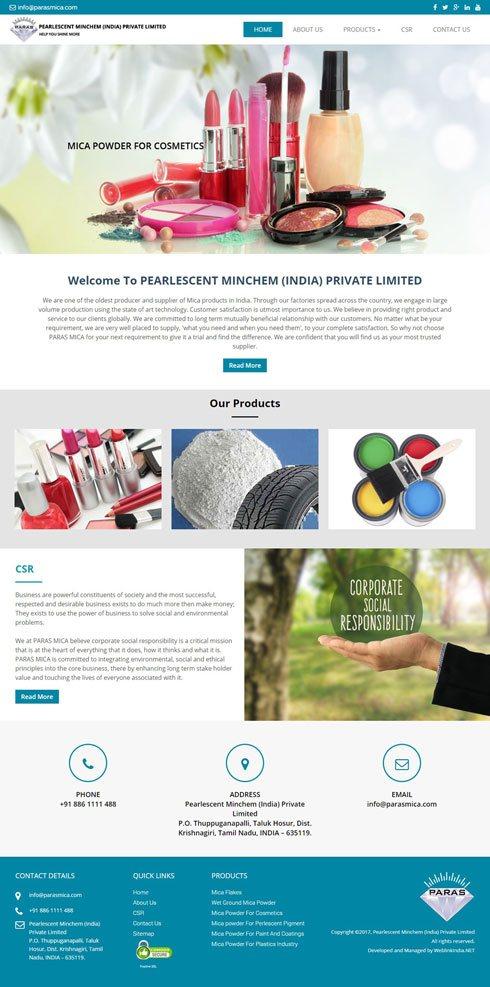 Amit Enterprises India Web Design