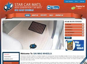 CARMATSINDIA - Web Design Portfolio
