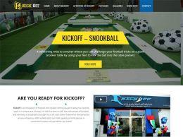 Kick Off DXB United Arab Emirates Web Design