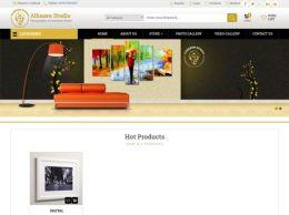 ALHAZEN STUDIO Kuwait Web Design