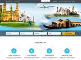 Eutla Tours And Travel Canada Web Design