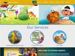 VISIONS SMARTS United Arab Emirates Web Design