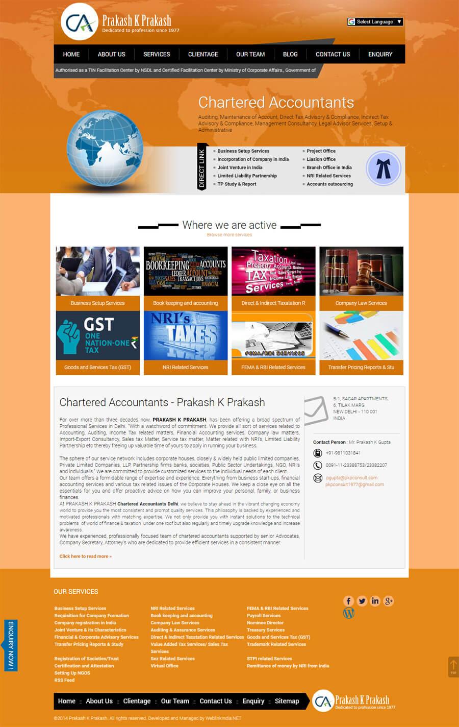PKP CONSULT - SEO Portfolio