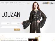 LOUZAN - Web Design Portfolio