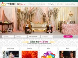 WEDDING UTSAV - Web Design Portfolio