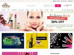 PERPAA - Web Design Portfolio