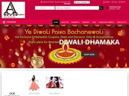 Atop-Kart India Web Design