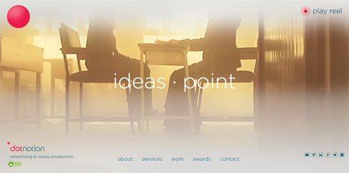 Dotnotion Media Production Yemen Web Design