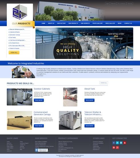2I United Arab Emirates Web Design