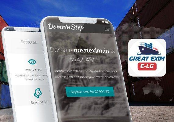 Great Exim - Mobile Apps Portfolio