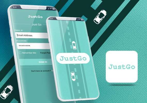Just Go Driver - Mobile Apps Portfolio