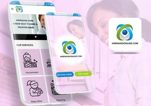 Hire Maids Online Tanzania, United Republic of Web Design