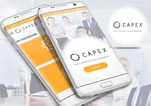 CAPEX Saudi Arabia Web Design