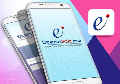 Exporters India - Mobile Apps Portfolio