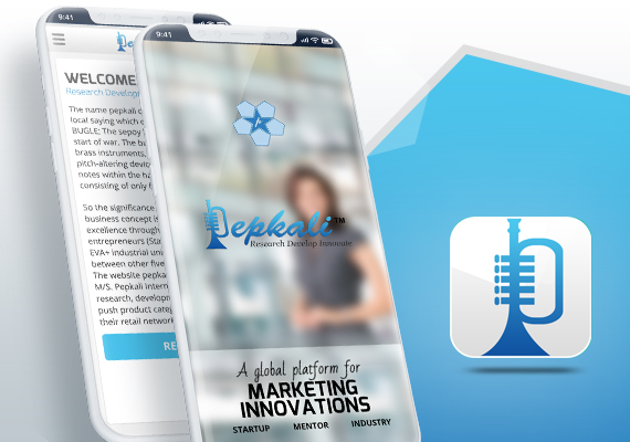 Pepkali - Mobile Apps Portfolio