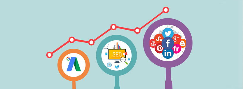 Google AdWords, Social Media Marketing and SEO: 3 Tools To Succeed In Business